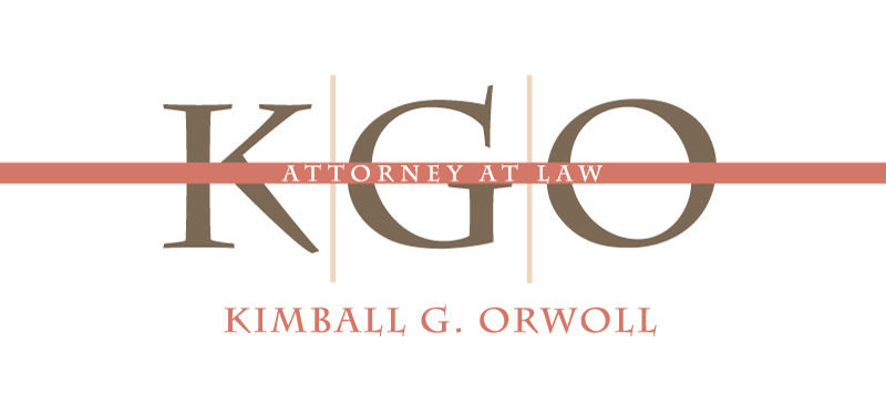 Kimball G. Orwoll - Attorney at Law